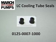 March  0125-0007-1000  2 Cooling Tube Seals for LC-2CP-MD  LC-3CP-MD