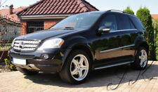 Mercedes ML W164 Wide Wheel Arches Fender Extension Flares