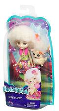 Mattel - Enchantimals, Schafmädchen Lorna Lamb, Puppe, OVP, Neu, FCG65