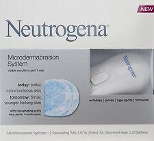 NEUTROGENA microdermoabrasione sistema con 12 ringiovanisce BIGNE'