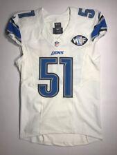 Detroit Lions Brandon Copeland Game Used Worn 2014 Jersey Size 44
