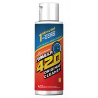 Formula 420 Cleaner 4oz Pipe Pyrex Metal Glass Ceramic 1 Minute Perfect Clean u