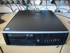 HP Compaq Elite 8300 SFF i5-3470 3.20GHz  4GB RAM 500GB HDD WINDOWS 10 Pro