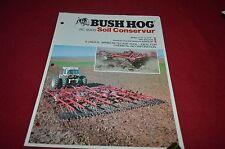 Brush Hog SC-9000 Soil Conservur Dealer's Brochure YABE10