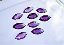 1 Amethyst  Navette  ca 12 x 6 mm ca 1,80 ct lila violett