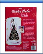 2006 HAPPY HOLIDAY BARBIE - SPECIAL EDITION - MNRFB