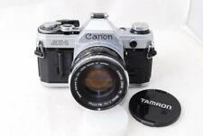 (6588) Canon AE-1 SLR Film Camera FL 50mm F1.4 Prime Lens, lens: MINT!! *READ*