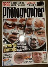 AMATEUR PHOTOGRAPHER Powerful portraits and Pentax K-M Test