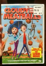 Cloudy With a Chance of Meatballs (DVD, 2010) Brand New