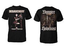 DEBAUCHERY - Vampire - T-Shirt - Größe Size L - Neu