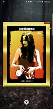 The Walking Dead Card Trader Gold Gilded Lori Illustrated