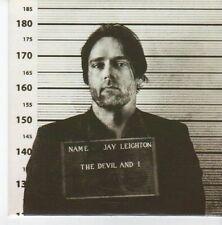 (EB316) Jay Leighton, The Devil & I - 2013 CD