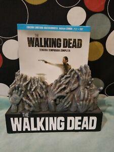 The walking dead Edición Coleccionista 3 Tercera temporada. Bluray DVD