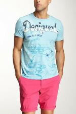 Desigual Didac Short Sleeve T-Shirt, XXL