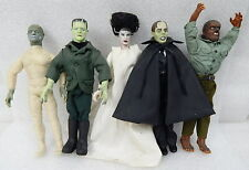 Kenner Signature Series Universal Monsters Lot Bride of Frankenstein Wolfman