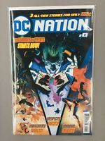 DC Nation #0  Dc Comic Book  2018