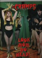 CRAMPS Look Mom No Head LP RE PUNK PSYCHOBILLY Red Vinyl