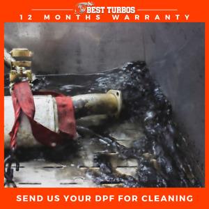 DPF DIESEL PARTICULATE FILTER CLEANING SERVICE 12 MONTHS WARRANTY