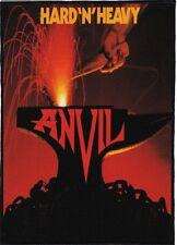 ANVIL BACKPATCH / SPEED-THRASH-BLACK-DEATH METAL