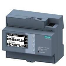 Siemens 7km2200-2ea30-1ea1 Sentron Messgerät 7km Pac2200