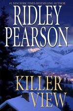 KILLER VIEW by Ridley Pearson--1st Edition/HC/DJ