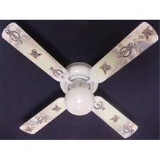 Ceiling Fan Designers 42Fan-Mlb-Mil Mlb Milwaukee Brewers Baseball Ceiling Fa.