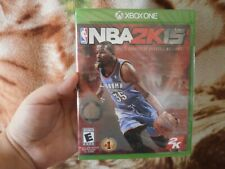 BEST PRICE ! Imported FROM US XBOX ONE NBA2K15 Game #2