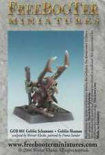 Freebooter's Fate: Goblin Schamane - Shaman - Freebooter Miniatures #GOB 001
