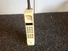 STORNO DYNA TAC (MOTOROLA 8500) ANALOGUE MOBILE PHONE , THE BRICK!