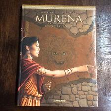 MURENA - DELABY DUFAUX - INTEGRALE 1 EDITION ORIGINALE TOME 1 A 4