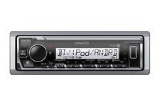 Kenwood KMR-M325BT MP3/USB Marine Digital Media Player Bluetooth SiriusXM Ready