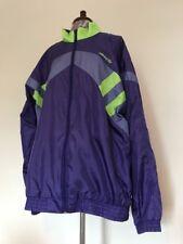 Stylish Vintage Men's Adidas Shell Top / Track Jacket