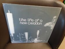 The New Life of New Creation Self Titled S/T LP private press EX