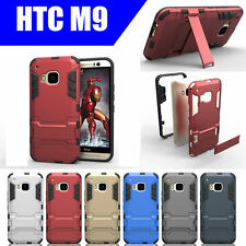 Metallic Mobile Phone Cases, Covers & Skins for HTC with Kickstand