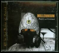 Millennium Supply And Demand CD new private indie cult US metal Queensryche