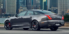 Painted Gloss Black Jaguar XJ Saloon 4D Boot Lip Spoiler Wing 2009-2015UK Sell