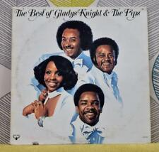GLADYS KNIGHT & THE PIPS - The Best Of  [Vinyl LP,1976] USA Import BDS 5653 *EXC