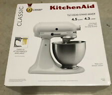Kitchenaid Stand Mixer 4.5-qt White