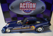 JOHN FORCE 1977 BRUTE FORCE 1/24 ACTION DIECAST CHEVY MONZA FUNNY CAR 1/13,500