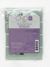 Glossing Block Buffer 4000 Grit - 4pk - Cnd