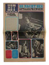 HITWEEK Magazine 1 September 1967 Eric Clapton Brian Epstein Frank Zappa Move