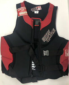 Body Glove Men's Life Jacket, Large 41 in.- 45 in. U.S. Coast Guard Approved PFD
