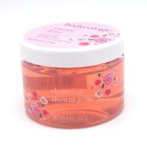 Bodycology Shower Jelly, Gentle Cleanser, Sweet Love - 8 oz