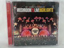 Mushroom 25 Live Highlights CD