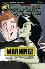 ZOMBIE TRAMP #48 ACTION LAB comics NM CVR F RISQUE PRESALE NM 2018 LAST 3!