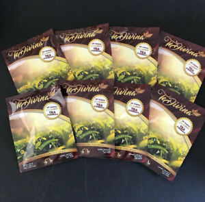 Authentic Te divina detox tea 8 week supply 8 bags  perdida de peso.Tedivina