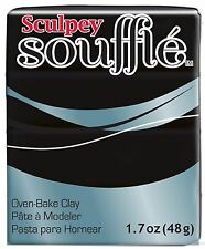 Sculpey PREMO SOUFFLE - Polymer Clay - 48g - POPPY SEED