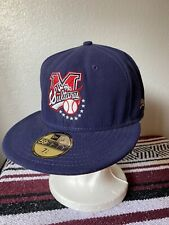 New Era 59 Fifty LMB Sultanes De Monterrey Baseball Hat Cap Size 7 1/4