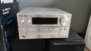 Panasonic SC-PMX5 - Micro Hifi System 120 Watt RMS 3 Wege Bass Reflex CD/Radio