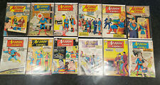 Action Comics, Lot of  12, 1960's Issues 281 - 320